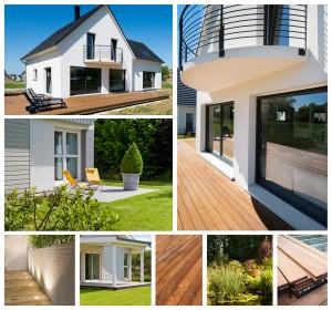 Faire une terrasse en bois, et le rêve devient réalité