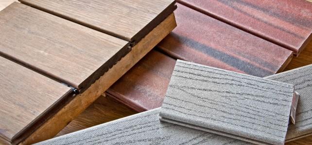 Terrasse en bois ou en bois composite, que choisir ?