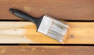 L'entretien du bois