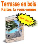 Construisez vous même votre terrasse en bois